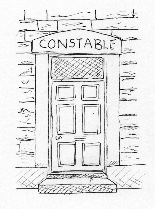 Ormskirk Heritage Trail - The Constable Entrance