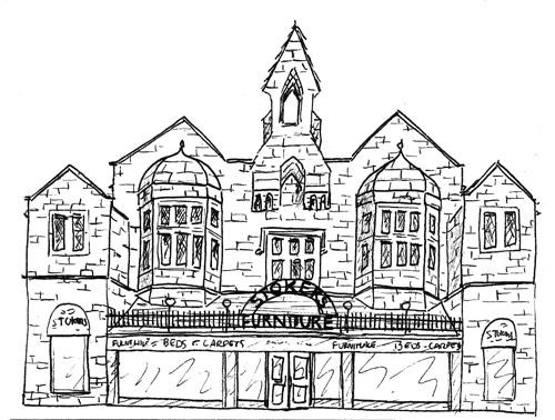 Ormskirk Heritage Trail - The United Charities School